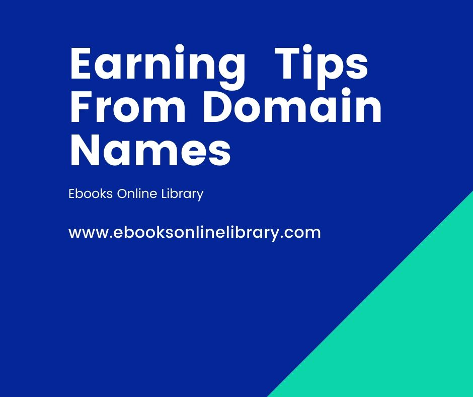 5 Ways to Profit from Domain Names