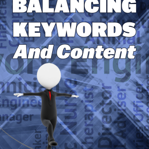 Balancing Keywords Content